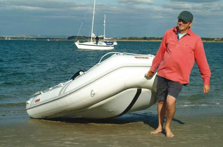 лодка пвх нестандартная