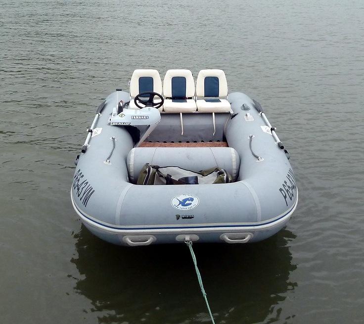 тюнинг лодок братан