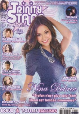 Trinity Stars n°14 (Octobre/Novembre 2011)