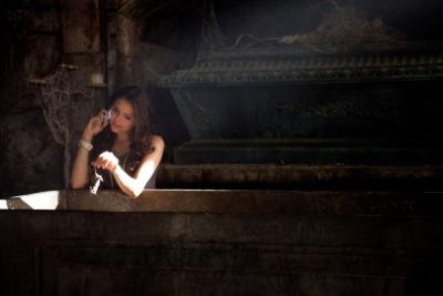 Обзор ДВ: Деймон показывает Елене путь к своему сердцу. И ей это нравится.