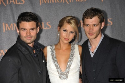Immortals Premiere & After Party [7 ноября]