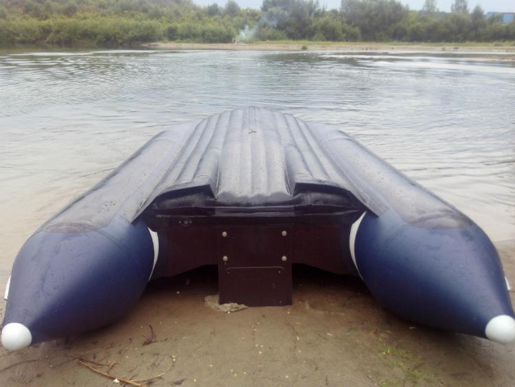 лодка выдра с туннельным дном производитель