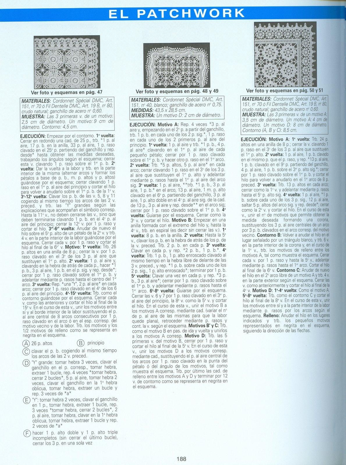 Уникальная книга по вязанию из серии dmc creations crochet d'or