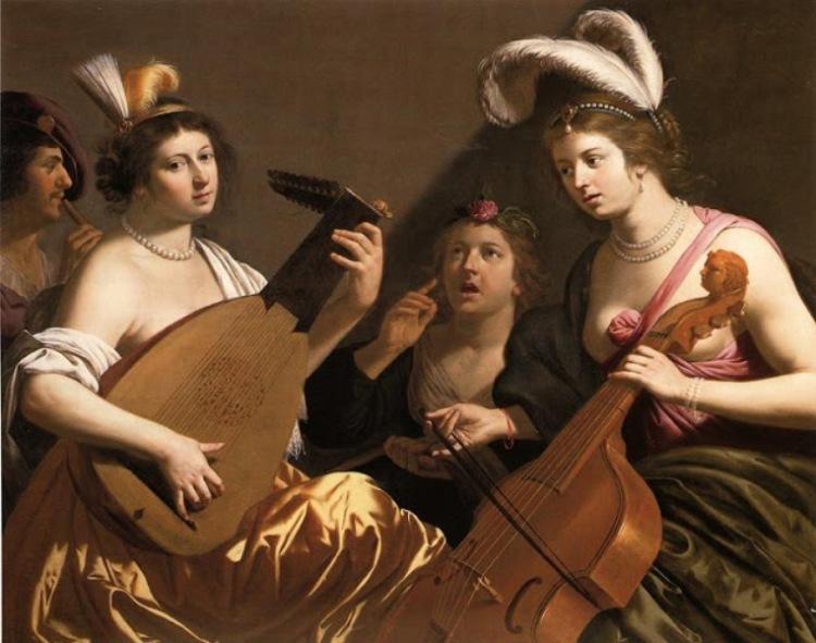 Музыка в искусстве скачать