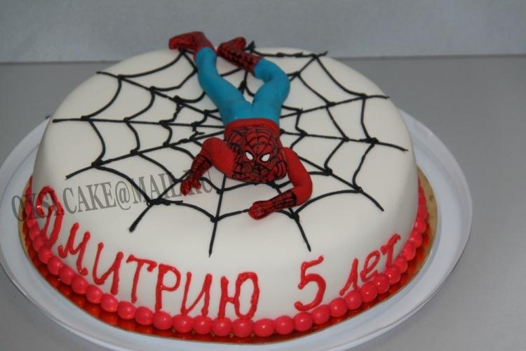 Торт для мальчика 6 лет фото