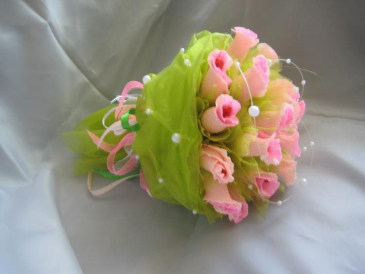 Букет из конфет своими руками мастер класс розы - Lumalive