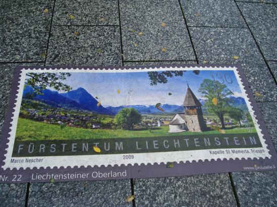 Занятные факты о лихтенштейне