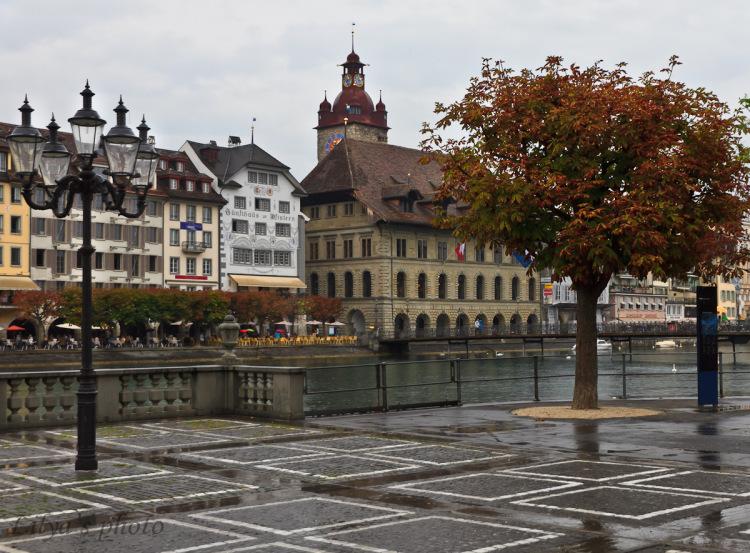 Швейцария немецкими глазами