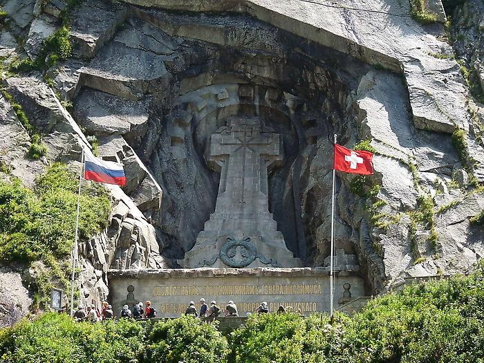 Швейцарский знаменитый туннель