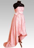 вечерние платья шифоновые длинные
