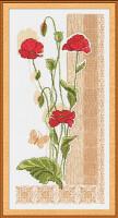 Дизайнер: Молодецкая Н. Тип схемы: цветная.  Заполнение: частичное.  Количество крестиков: 18236.