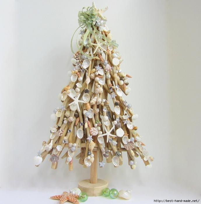Декор своими руками к рождеству