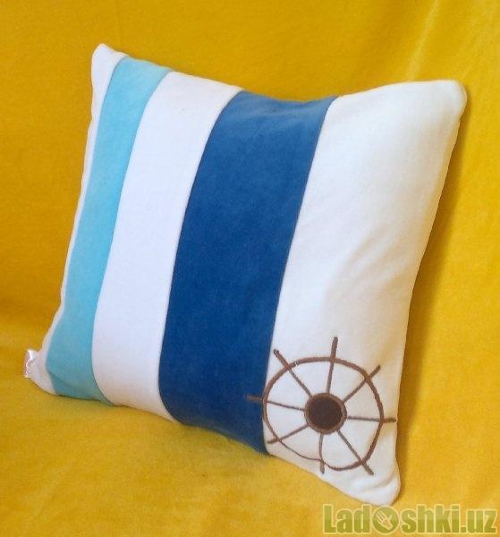 оригинальные подушки с рисунком