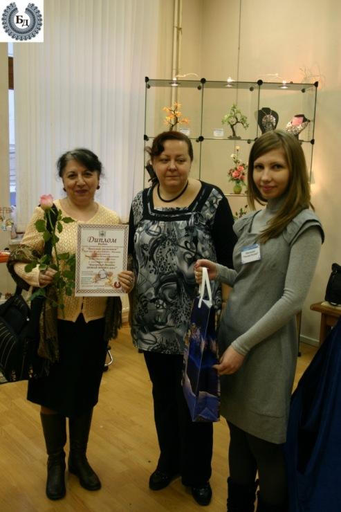 Gallery.ru / Фото #24 - Бисерный Дизайн.  Новая Волна 2011 - Ulyanka.