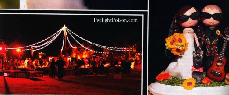 Фото никки рид со свадьбы